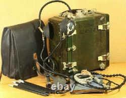 Vintage Soviet Russian Military Radio station R-105M NEW from Warehouse