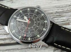 Vostok Watch Aviation Komandirskie Russian Military Aviator USSR Wrist Watch