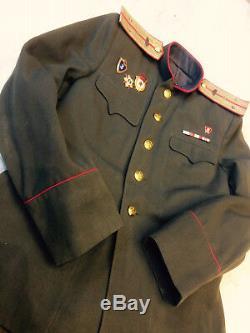 WW -2 Soviet Russian uniform set Tunic jacket+Breeches 1943-1945