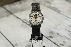 Watch Russian Military POBEDA KGB USSR Vintage Communism Made in Russia Men's