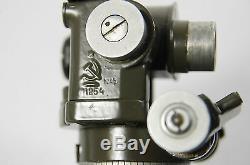 Ww2 Russian Soviet Tripod Optic Periscope Sight Pab + Case Army Field Glass Wwii