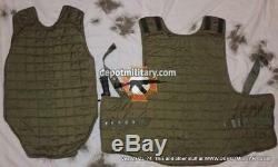 ZHZL-74 SOVIET RUSSIAN ARMOR VEST USED IN 1980x 2000x (1993 COUP)