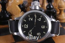 Zlatoust 191ChS USSR combat swim watch diver steel Watch Ussr Navy RUSSIAN