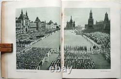 1935 Moscou Moskva Urss Livre Russe Stalin Photos Architecture Soviet Union Art