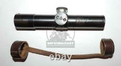 1940 Soviet Wwii Pu Portée Pour Svt-40 Sniper Rifle Armée Russe Original