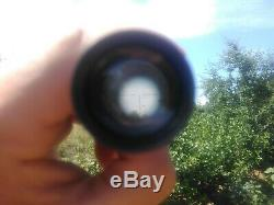 1946 2,5x Urss Sniper Scope Soviétique De Russie