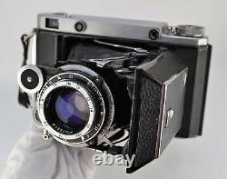 1959 Russe Urss Moskva-5 Format Moyen 6x9 CM Camera (3)