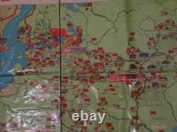 1978, Urss Soviet Lenin Russe Carte De L'affiche