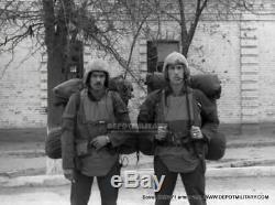 197x Zhzt-71 Corps Russe Soviétique Armure Gilet Urss Afghanistan Kgb Tchétchénie