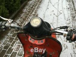 1981 Tula-muravey Tmz Russe Scooter Pick Up Urss Trike 200ccm 2 Grange Découverte
