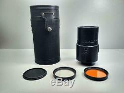 3m-5a 500mm F / 8 Russe Reflex Mirror Tele Lentille M42 Comme Mto-500 Zm-5a Urss