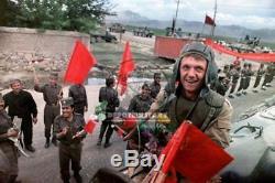 6b2 Gilet Russe Russe 1983 Avec Plaques (campans Afghans Et Tchétchènes)