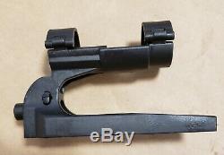 Acier Soviétique Svt-40 Scope Mount Steel M40 Wwii Sniper