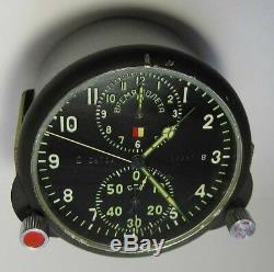 Armée De Cockpit D'avion Achs-1 De L'armée De L'air Soviétique Soviétique Soviétique