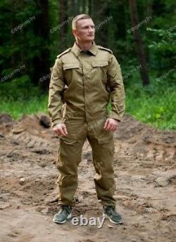 Armée Soviétique Russe Gru Mabuta Veste Légendaire Et Pantalons Urss Guerre Afghane Nouvelle Repro