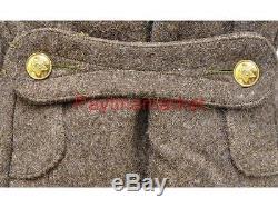 Blouson Militaire Manteau De Soldat Russe Hiver Manteau Soviétique Armée Ussr Shinel