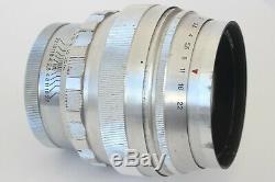 Bokeh Roi Helios 40 1.5 / 85 Urss Russe Objectif Zenit Praktica
