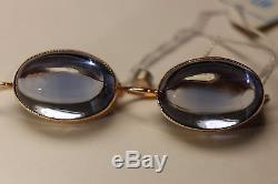Boucles D'oreilles Vintage Urss Soviétiques Russes 14k 583
