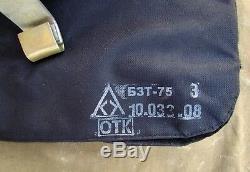 Bouclier D'armure En Titane Bzt-75. Forces Spéciales Soviétiques Russes MVD Osn Vityaz, Omon