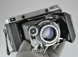 Caméra De Format Moyen Moskva-5 6x9 De L'urss Russe (article 4)