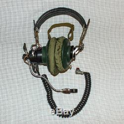Casque Audio Radio Ag-2 Avec Microphone