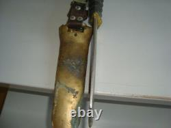 Casque De Couteau De Plongée De Plongeurs Russes Soviétiques
