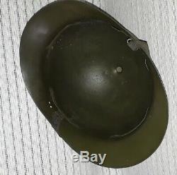 Casque Rare Urss Militaire Russe 1918s Ww1