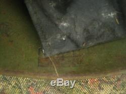 Casque Russe D'origine Soviétique Ww2 M40 Daté De 1940