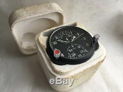 Ccss 1 (k) Urss Russe Militaire Air Force Cockpit Horloge