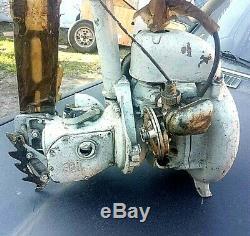 Chainsaw Saw 1976 Druzhba Druzhba Urss Soviétique De Russie Vintage