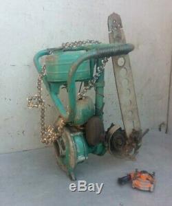 Chainsaw Saw 1986 Druzhba Druzhba Urss Soviétique De Russie Vintage
