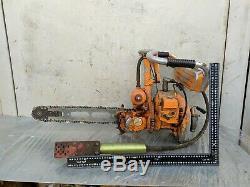 Chainsaw Saw 1991 Urss Ural-2 Soviétique De Russie Vintage