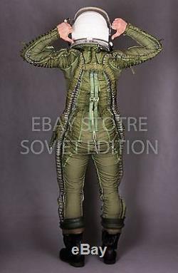 Costume Anti-g Russe Uniforme Uniformes Mig Vkk-6m De La Force Aérienne Soviétique Taille P6
