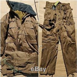 Costume Armée Russe D'hiver Afghanka VDV Airborne Sable Urss Officier De Type 48/3