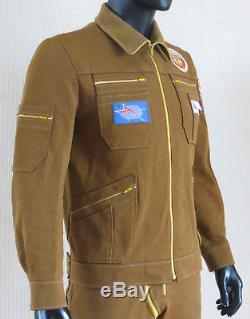 Costume De Cosmonaute Russe Pour Les Travaux De La Station Spatiale Salyut 7