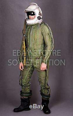 Costume Russe Anti-g Costume Taille Uniforme P2 Mig Vkk-6m De L'armée De L'air Soviétique