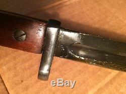 Couteau Svt Russe Ww2 S. V. T. Urss Seconde Guerre Mondiale Seconde Guerre Mondiale Près De La Menthe Non Émise S V T