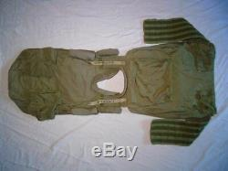 Couverture De L'armée Russe Soviétique De La Veste 6b5 Nylon Taille 2