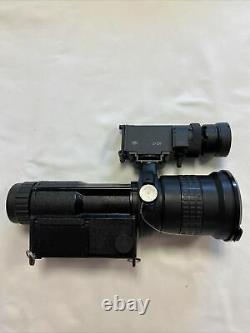 Cyclop 1 & Cyclop Soviet Night Vision Bundle With Infrared Scope Ap-7 Russe