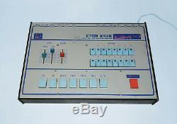 Dm8 Vintage Soviétique Onde Machine Drum Urss Rythme Russe 808 Synthé 909