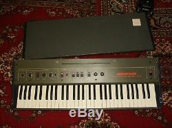 Electronica Em 05 Synthesizer Urss Rare Vintage Electric Soviet Russian