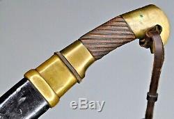 Épée D'origine Soviétique Russe Chachka Cosaque 1945