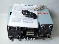 Esko-100 Urss Soviétique Russe Tape Delay Echo Processeur Reverberator Multi Effets