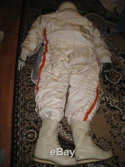 Espace Berkut Russe Eva Spacesuit Urss Très Ultra Rare 1965 Leonov