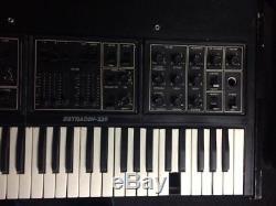 Estradin 230 Synthétiseur D'analogues Vintage Rare Soviétique Rare Urss Polivoks Russes