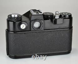 Exportation Russe Urss Zenit-ttl Slr Caméra + Objectif Helios-44m, M42, Boxed Set (7)