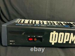 Formanta P432 Rare Soviet Vintage Synthétiseur Urss Russe
