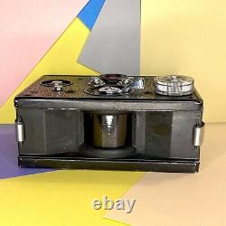 Ft-2 Industar-50 Russe Film Camera 50mm F/5 Lentille Fabriquée En Urss Lomo Très Rare
