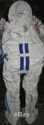 Fusée Russe Soyouz Soviétique Cosmonaute Tsibliev V. V. Espace Costume Sokol Kv-2 Orig