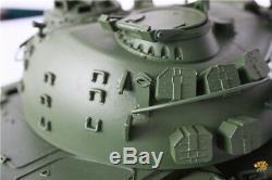 Hooben Kit Lourd Modèle Soviétique Statique Non Assemblé 1/16 T55a Russe